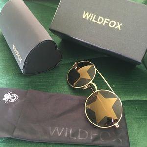 WildFox Star lens glasses